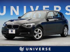 BMW116i スポーツ 1オーナー 16AW 純正ナビ クルコン