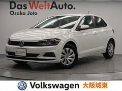 VW ポロTSIトレンドライン 1オーナー・ETC・キーレス