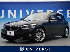 BMW118i Mスポーツ LEDヘッド 純正ナビ バックカメラ