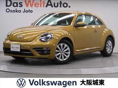 VW ザ・ビートルデザイン 禁煙車 1オーナー ナビPKG バイキセノンPKG