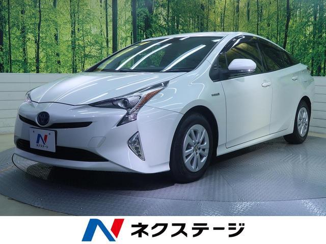 トヨタ S セーフティセンス 純正SDナビ/フルセグ LEDヘッド