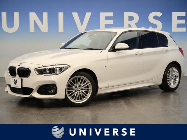 BMW 118d Mスポーツ ACC インテリジェントセーフティ