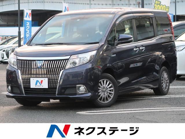 トヨタ ハイブリッドGi 純正9型SDナビフルセグTV