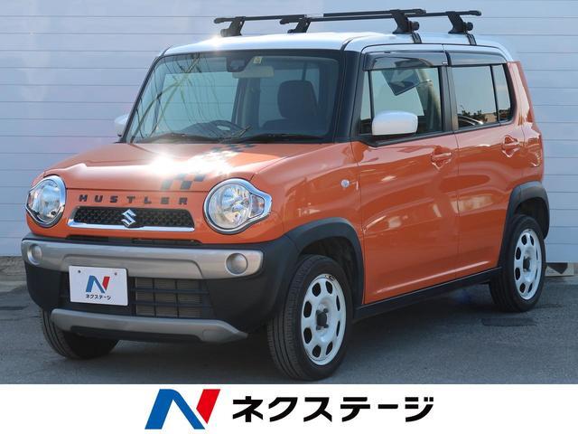 沖縄県の中古車ならハスラー G 衝突軽減/スマートキー/シートヒーター/DVD再生