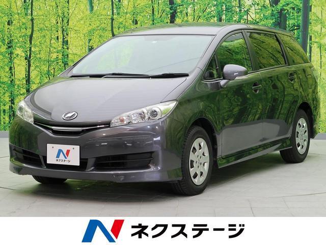 トヨタ 1.8X 後期 純正ナビ 3列シート バックカメラ ETC
