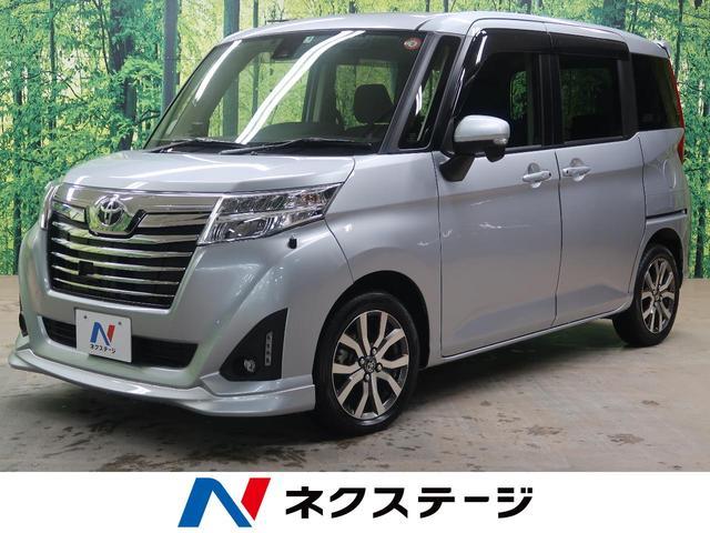 トヨタ カスタムG-T 社外SDナビ 両側パワースライドドア