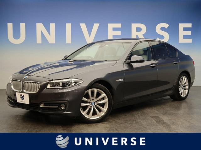 BMW 523dグレースライン 160台限定車 ベージュ革 ACC