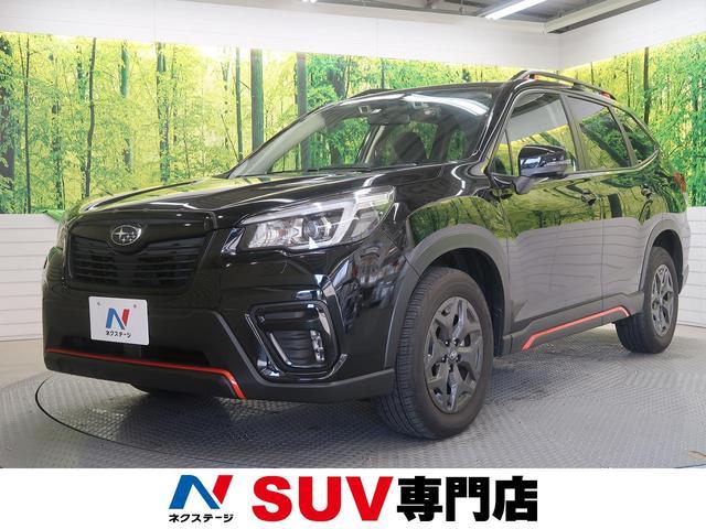 スバル X-ブレイク 4WD 社外SDナビ ルーフレール