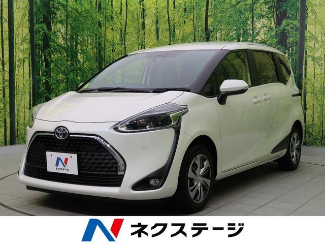 トヨタ G クエロ 登録済未使用車 両側電動ドア セーフティセンス