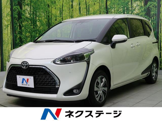 トヨタ G クエロ 登録済未使用車 セーフティセンス 両側電動ドア