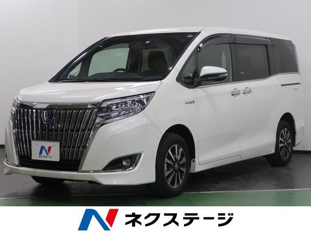 トヨタ ハイブリッドGi プレミアムパッケージ 10型ナビ 禁煙車