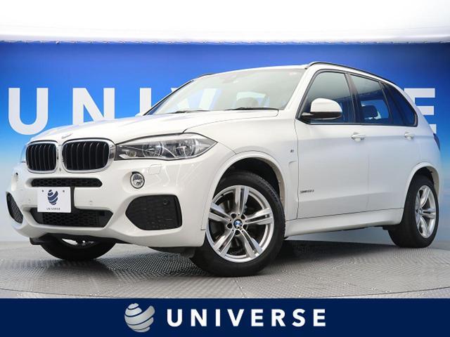BMW xDrive35d Mスポーツ セレクトPKG 黒革 地デジ