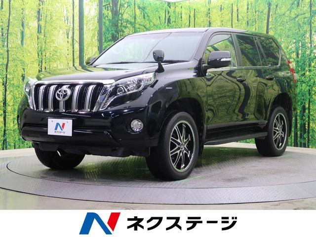 トヨタ TX Lパッケージ 4WD SDナビ サンルーフ 黒革シート