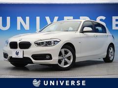 BMW118dスポーツ パーキングPKG LEDヘッド リアカメラ