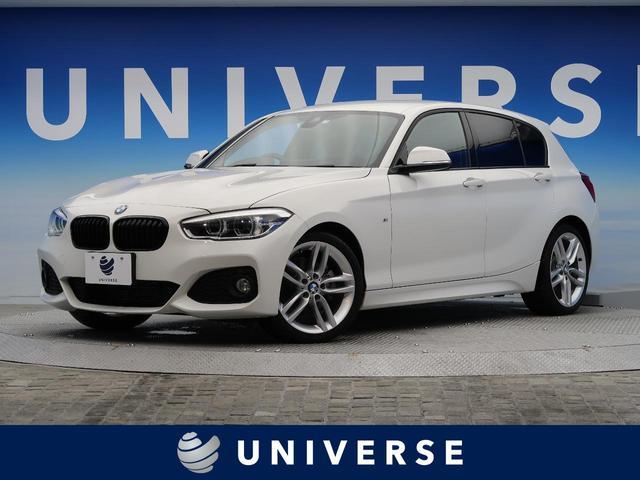 BMW 118i Mスポーツ 衝突軽減 LEDヘッド OP18アルミ