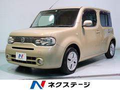 キューブ15X Mセレクション 純正ナビ ワンセグTV インテリキー