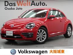 VW ザ・ビートルデザイン ベージュレザーパッケージ・1オーナー