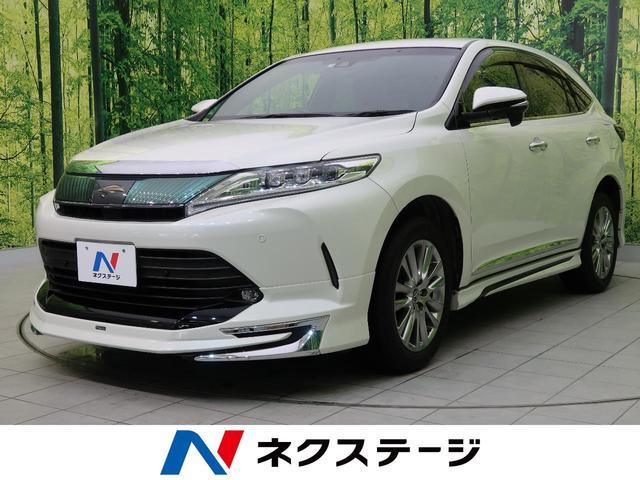 トヨタ プレミアム サンルーフ モデリスタ BIGX9型ナビ 禁煙車
