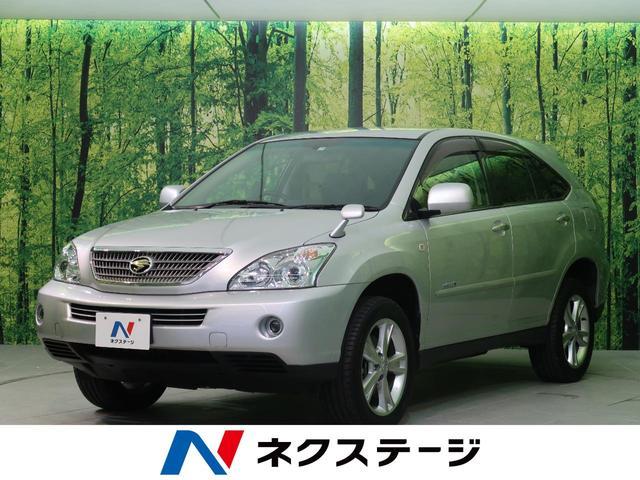 トヨタ Lパッケージ・アルカンターラ プライムバージョン 4WD