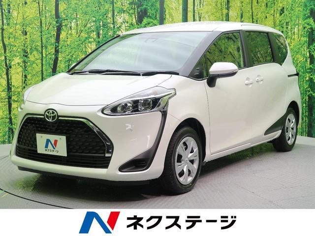 トヨタ X セーフティセンス スマートキー 電動スライドドア