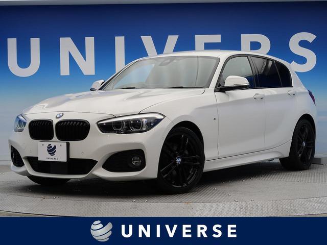 BMW 118i Mスポーツ エディションシャドー 1オーナー 茶革