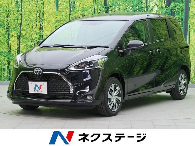 トヨタ G クエロ 登録済み未使用車 セーフティセンス
