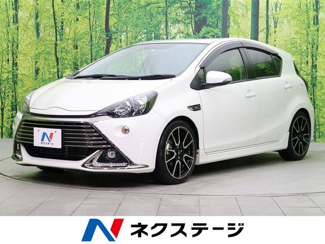 トヨタ G G's 純正ナビ フルセグ シートヒーター 禁煙車