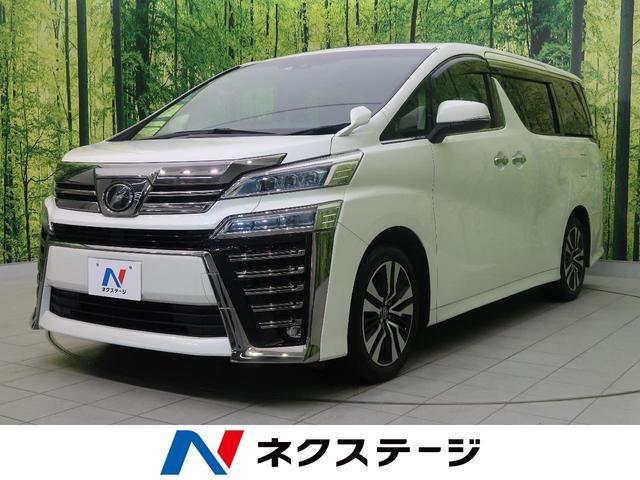 トヨタ 2.5Z Gエディション ALPINE9型ナビ 天吊モニター