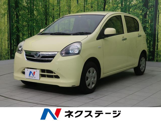 ダイハツ Xf メモリアルエディション 4WD 純正オーディオ 禁煙車