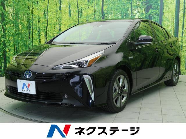 トヨタ Sツーリングセレクション 7インチSDナビ・登録済未使用車