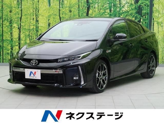 トヨタ Sナビパッケージ・GRスポーツ PHV純正ナビ 衝突軽減装置