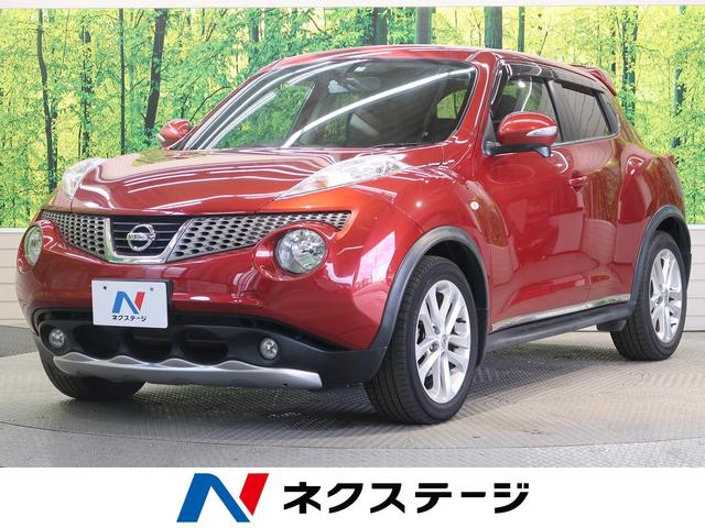 ジューク(日産) 15RX アーバンセレクション 中古車画像