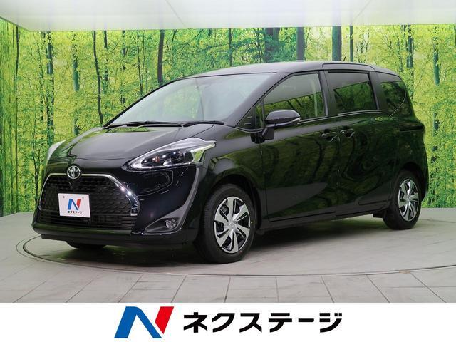トヨタ G クエロ 登録済未使用車 セーフティセンス 両側パワスラ