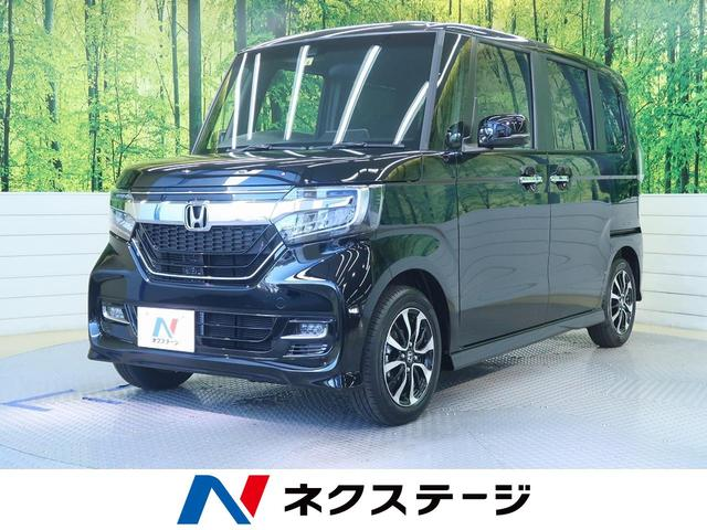 N−BOXカスタム(ホンダ) G・Lホンダセンシング 中古車画像