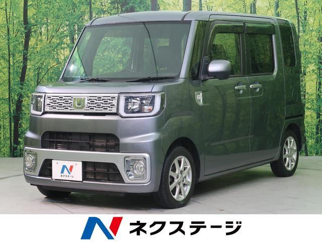 ダイハツ X 4WDターボ 社外SDナビTV 電動スライドドア 禁煙車