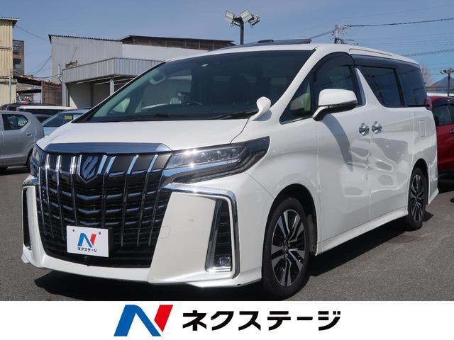 トヨタ アルファード 2.5S Cパッケージ ムーンルーフ BIGX10型ナビ