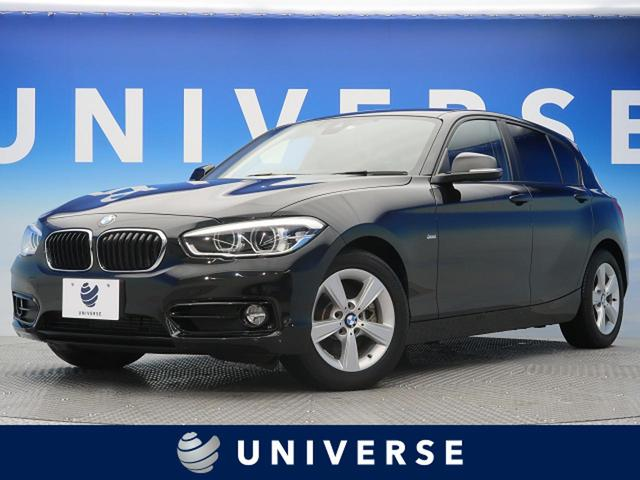 BMW 118d スポーツ パーキングPKG LEDヘッド 純正ナビ