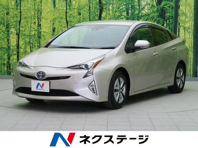 トヨタ A トヨタセーフティセンス 純正SDナビ バックカメラ