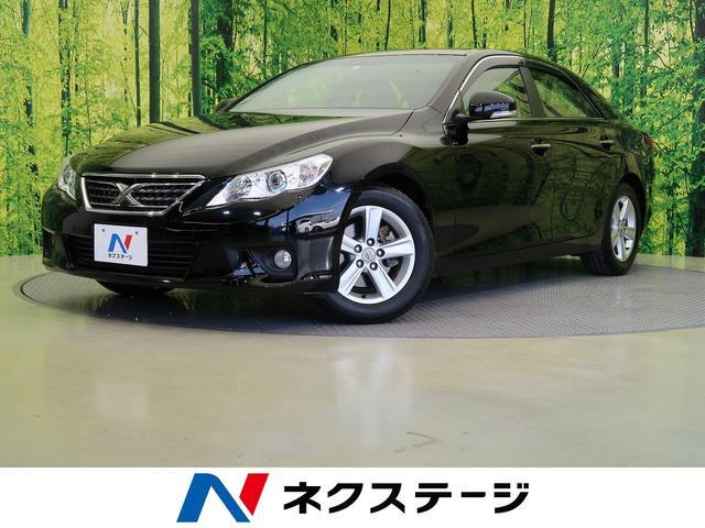 トヨタ 250G リラックスセレクション 純正SDナビ地デジ