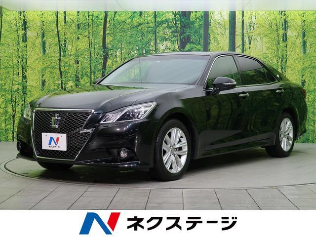 トヨタ アスリートSi-Four 4WD メーカーOPナビ 禁煙車