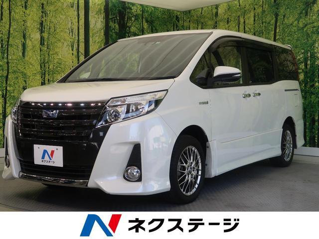 トヨタ ハイブリッドSi ダブルバイビー 禁煙車 純正SDナビ