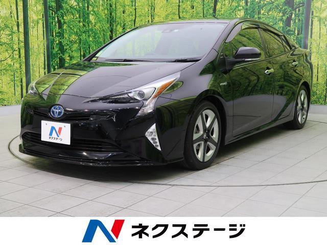 トヨタ Sセーフティプラス 純正ナビ セーフティセンス LEDヘッド