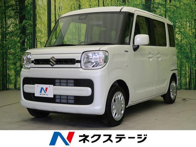 スズキ ハイブリッドG 4WD デュアルセンサー メモリーナビ 現行