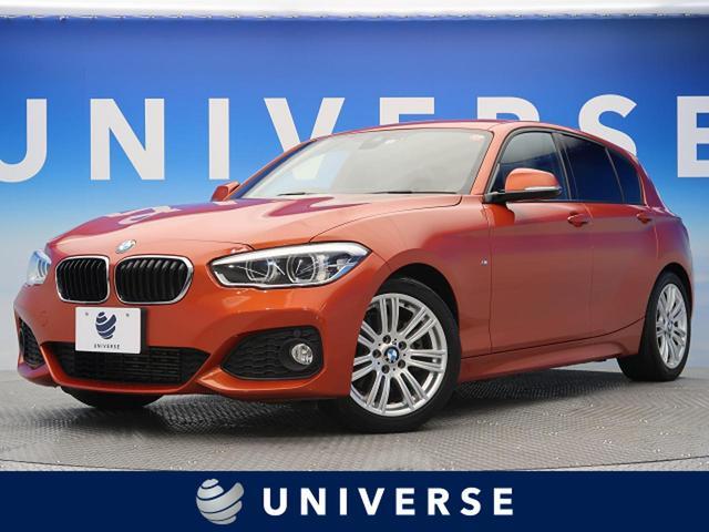 BMW 118i Mスポーツ コンフォートPKG ベージュ革 LED