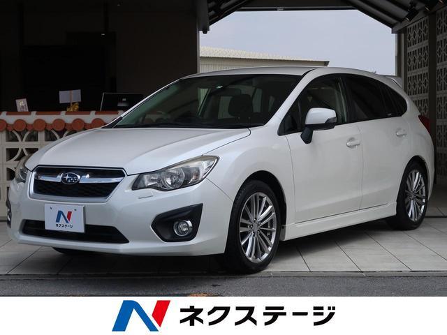 沖縄県の中古車ならインプレッサスポーツ 2.0i-Sアイサイト 1オーナー 社外SDナビ フルセグ