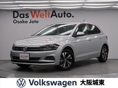 VW ポロTSIコンフォートライン 1オーナー・テクノロジーPKG