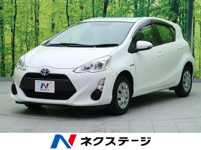 トヨタ L 純正SDナビ フルオートエアコン
