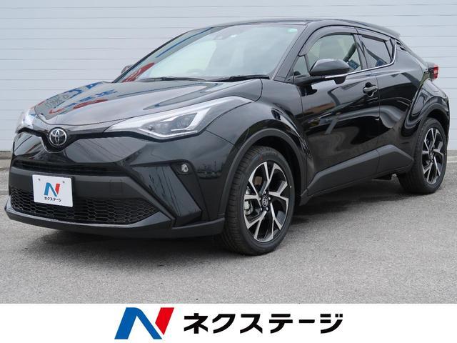 沖縄県うるま市の中古車ならC-HR G-T トヨタセーフティセンス LEDヘッド 純正18AW
