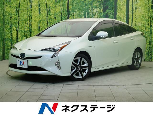 プリウス(トヨタ) Sツーリングセレクション 中古車画像