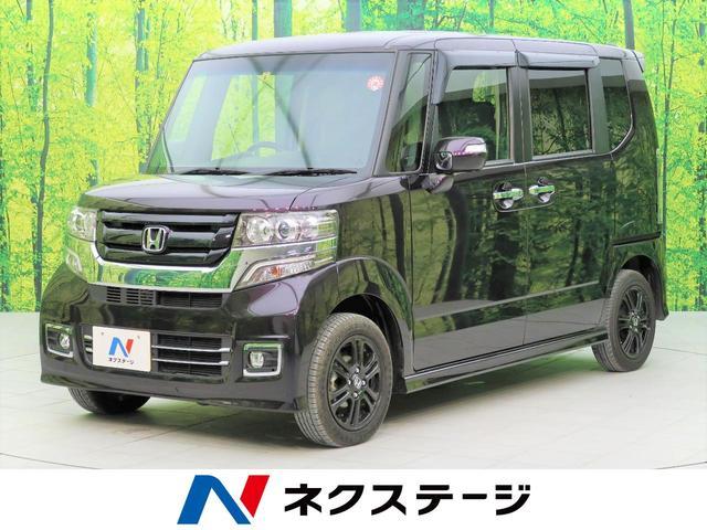 ホンダ G特別仕様車SSブラックスタイルPKG 純正ナビTV
